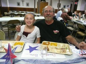 Veteran's Appreciation Dinner 2012