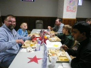 Veteran's Appreciation Dinner