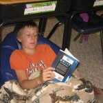 5th & 6th grade Read-In