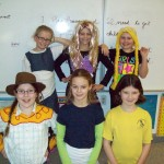 CSW movie character day
