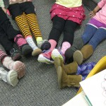 CSW mismatched clothing day