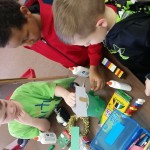 Making our leprechaun trap