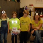 Third and Fourth Grade Minions