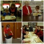 Red Ribbon Day Collage