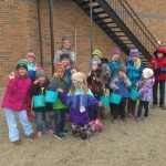 Preschool Egg Hunt
