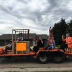 homecoming parade 2016