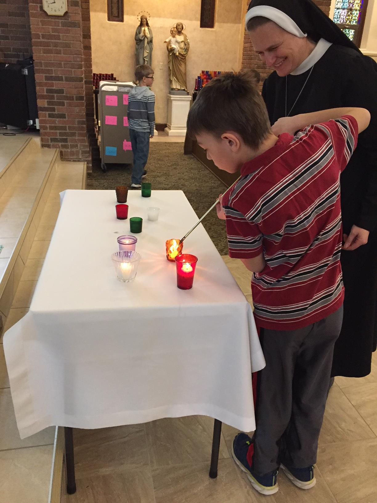 first-reconciliation